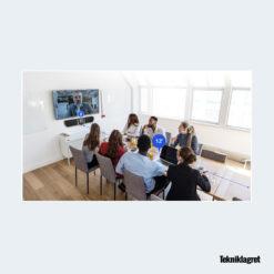 Soundbar och Kamera 4K för möten och konferens från Tekniklagret