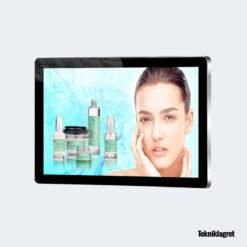 Digital skylt Slimline reklam Tekniklagret