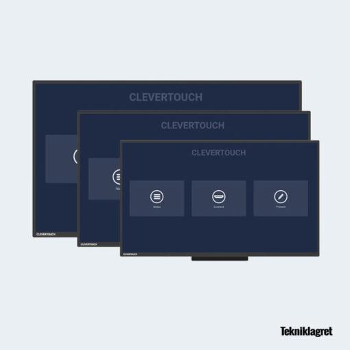 Clevertouch Pro E-CAP